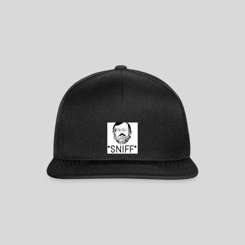 Zizek Sniff - Snapback Cap