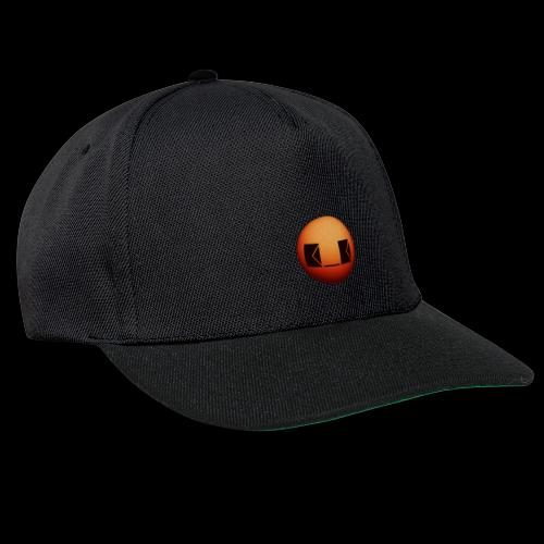 While_e Emoji - Snapback Cap