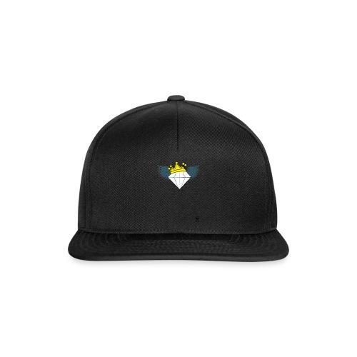 King Diamond Wings - Snapback Cap