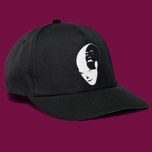 NVD DoubleHead - Snapback Cap