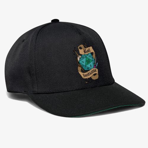dnd2 - Snapback Cap