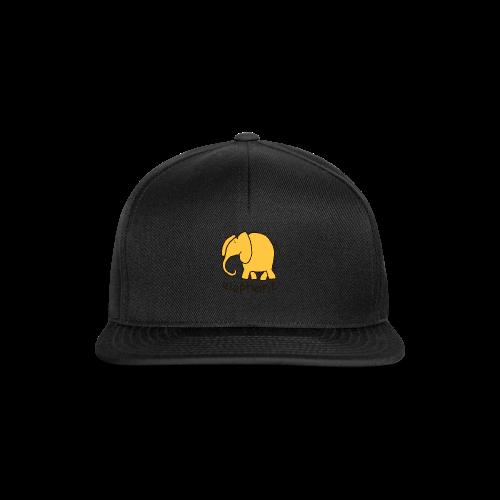 'elephant' - Bang on the door - Snapback Cap