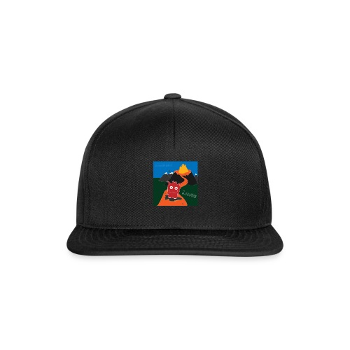 Inferno Lucie - Snapback Cap