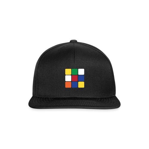Square - Snapback Cap
