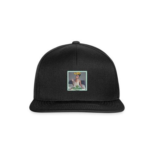4/20 - Snapback Cap
