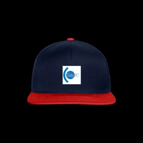 Sayit! - Snapback Cap