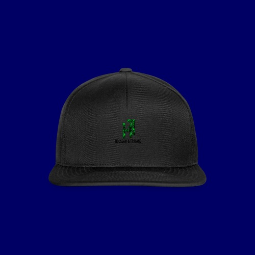 h&f - Snapback Cap