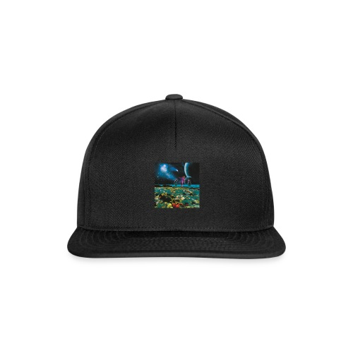 Child of the cosmos - Snapback-caps