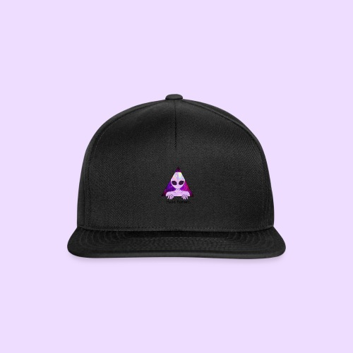 Alien/Hello Humans - Gorra Snapback
