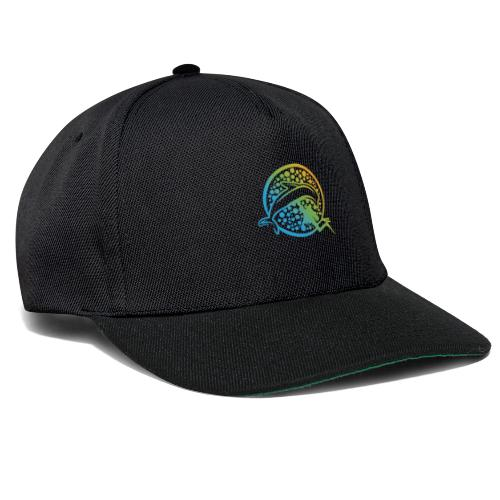 Dolphin - Snapback Cap