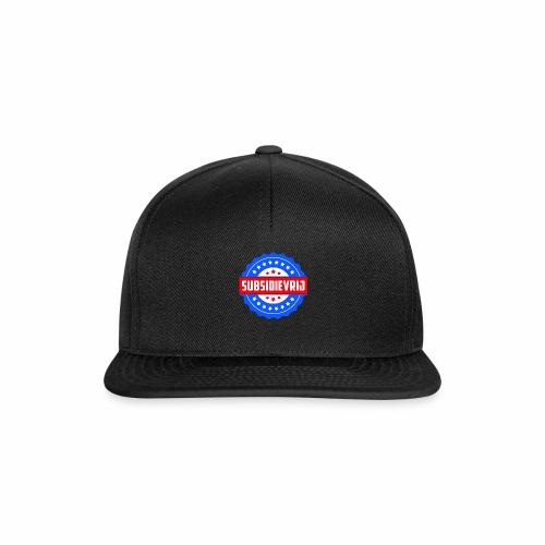 Subsidievrij - Snapback cap