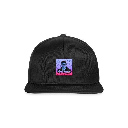 MadMikey Grime Art Blue Bastard - Snapback cap