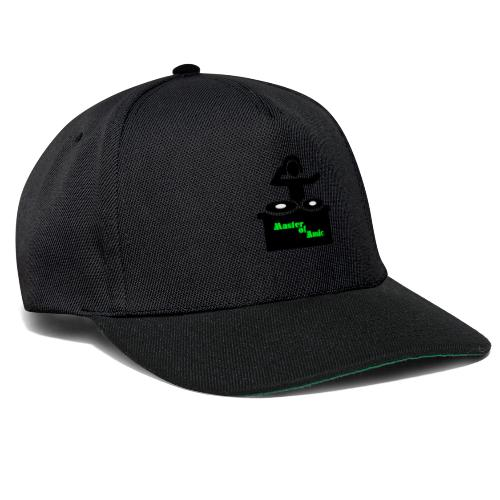 Master of Music - Snapback Cap
