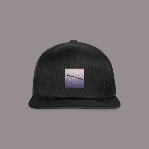 The duo of death logo - Snapback cap