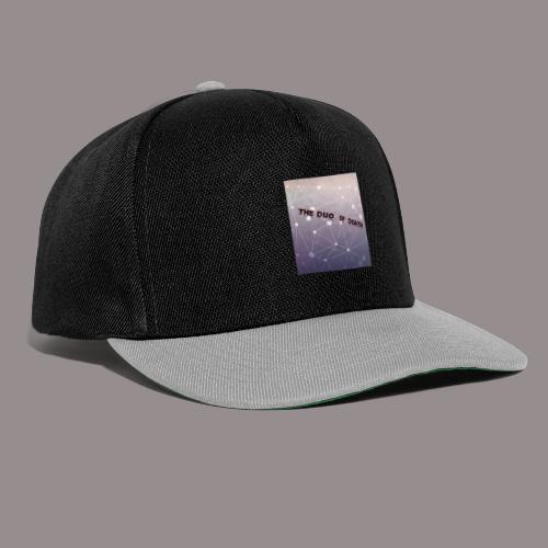The duo of death logo - Snapback cap