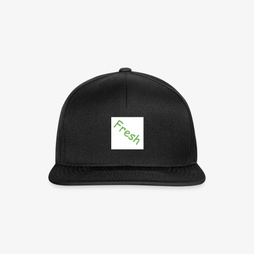 Fresh - Snapback Cap