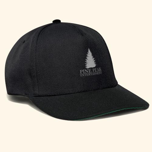 Pine Peak Entertainment Grey - Snapback cap