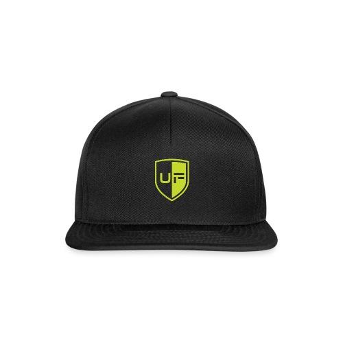 uFit Logo - Snapback Cap