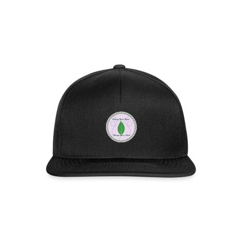 Change your focus, Change your mind - Snapback Cap