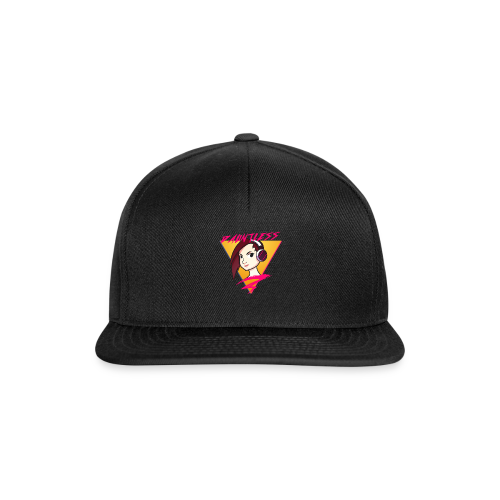 DauntlessGG Small Logo - Snapback Cap