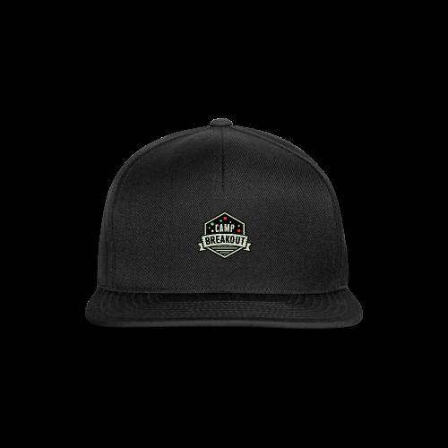 Camp Breakout Logo 2018 - Snapback Cap