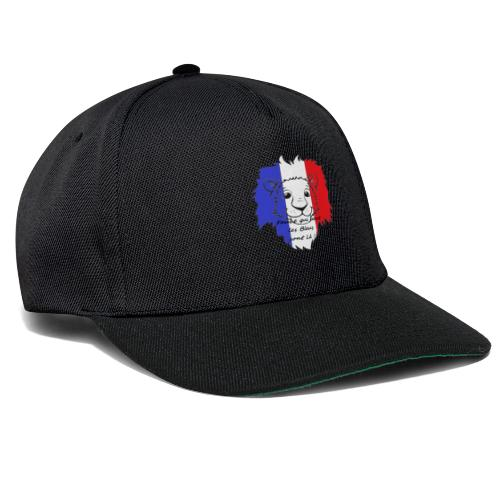 Lion supporter France - Casquette snapback