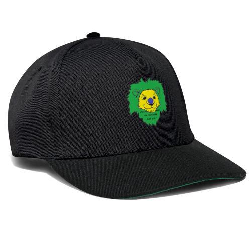 Lion supporter Brésil - Casquette snapback