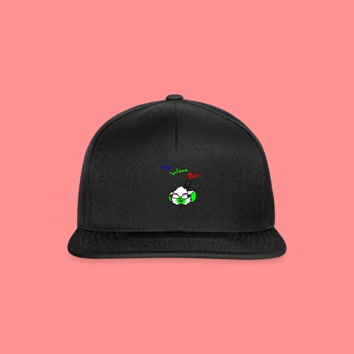 The Waha Boi - Snapback Cap