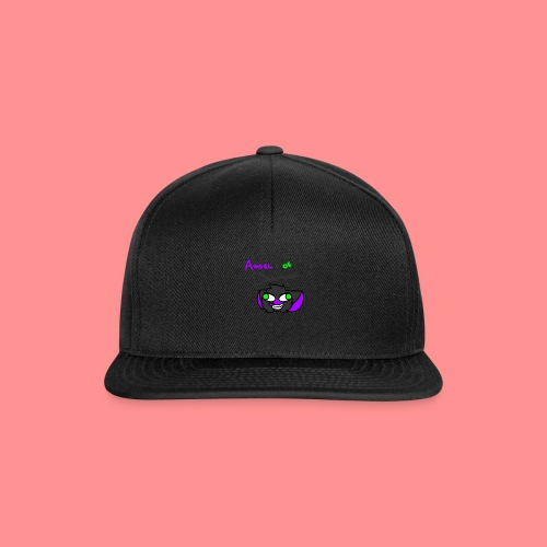 Angel Of Darkness - Snapback Cap