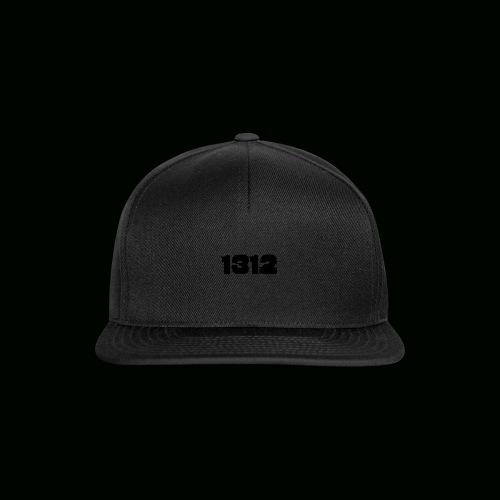 1312 - Snapback Cap