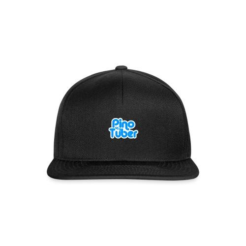 New logo Pinotuber - Snapback cap