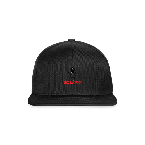 blood in blood out - Snapback Cap