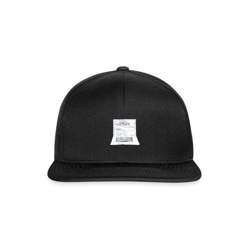 Laptop 20CENT Retail - Casquette snapback
