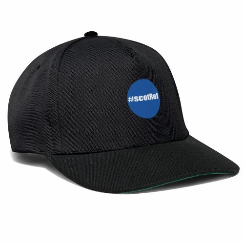 #scotRef - Snapback Cap