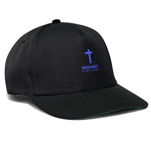 Blue Logo - Snapback Cap