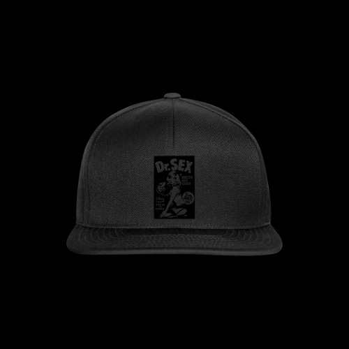 Doctor Sex poster - Casquette snapback