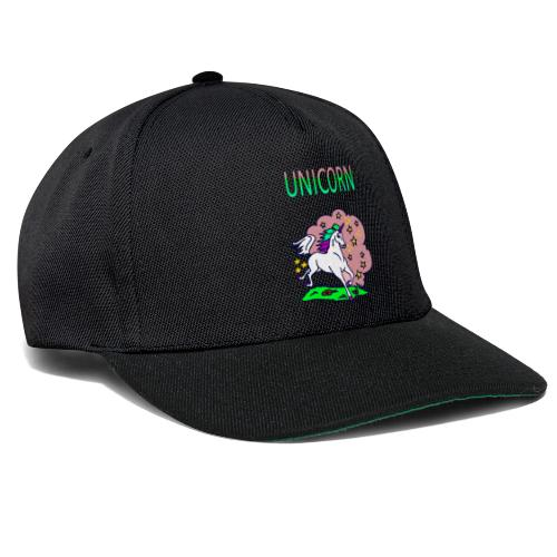 Einhorn unicorn - Snapback Cap