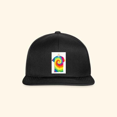 tie die - Snapback Cap