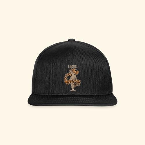LANDFALL FLORA NEGRA COLOUR - Snapback Cap