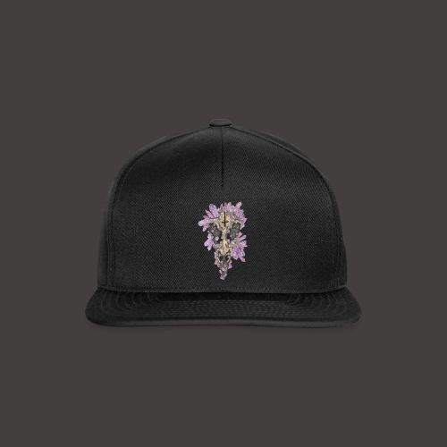 Le Corbeau de Cristal Couleur - Casquette snapback