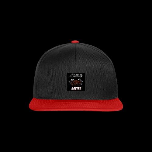 Hillbilly racing merchandise - Snapback cap