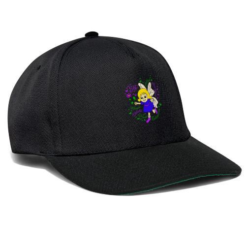 Elfe Traeume in Lila - Snapback Cap