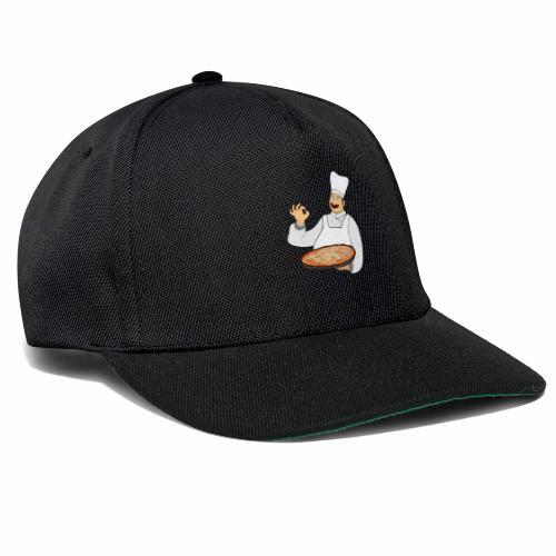 Pizza Bäcker - Snapback Cap