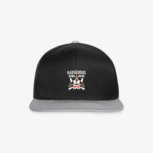 Dangerous Dan - Snapback Cap