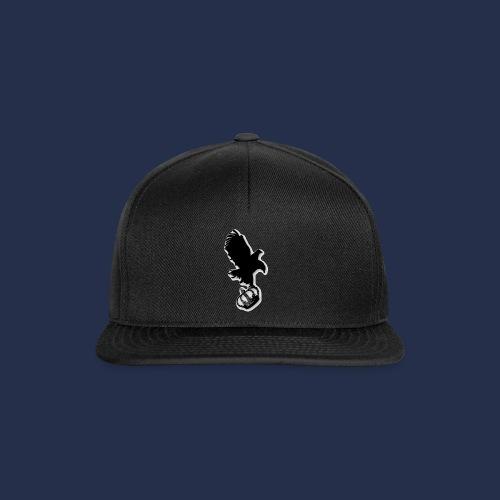 large eagle logo - Snapback Cap