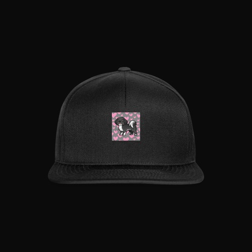Cartoon Bobby on Accessories! Bobby Pooch Merch - Snapback Cap