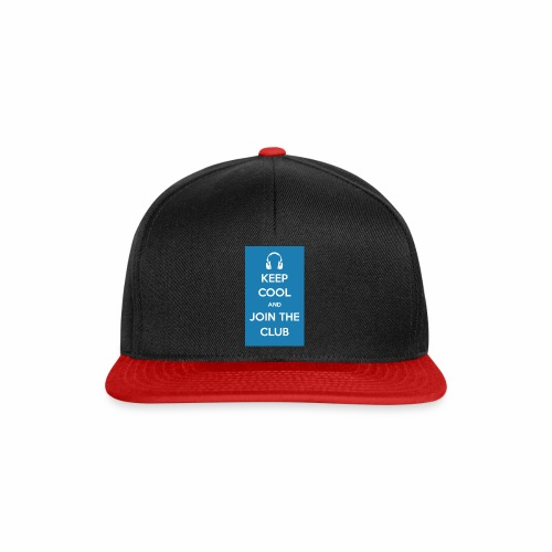 Join the club - Snapback Cap