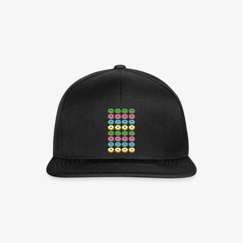doughnuts - Snapback Cap