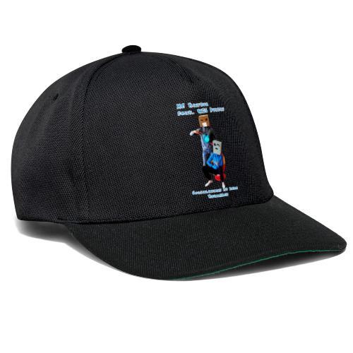 Ei Sozialdesign - Snapback Cap