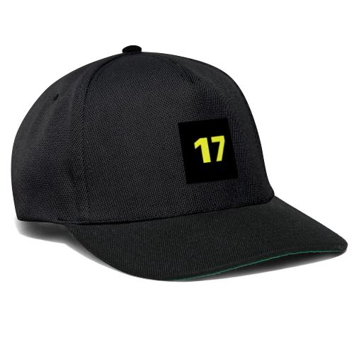 Logo 17 - Casquette snapback